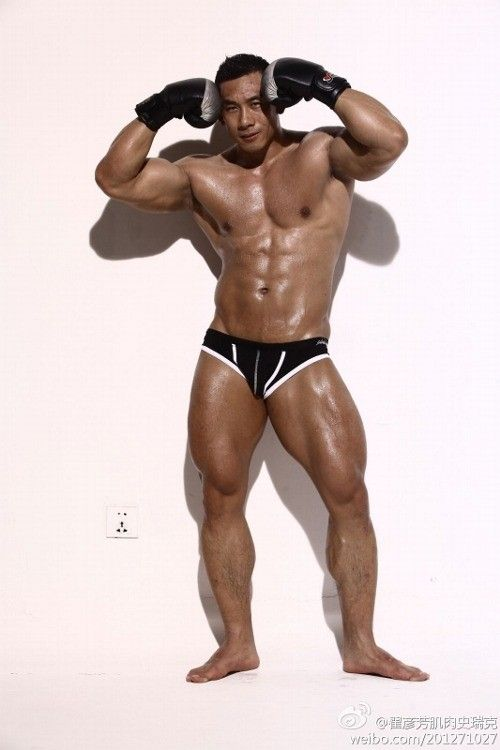 7 best images about Bodybuilder / Zhai Yan Fang (翟彥芳) on