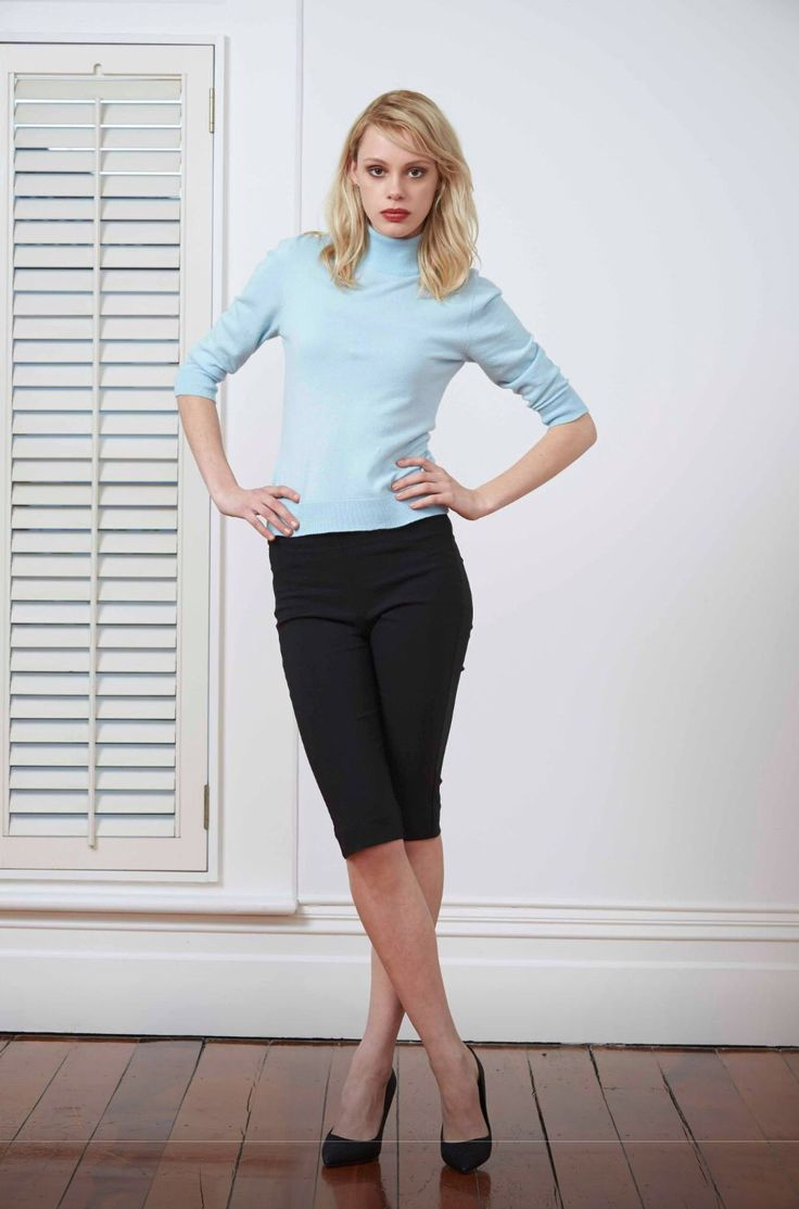 Standard Issue Cashmere 50s Polo & Plus Fours
