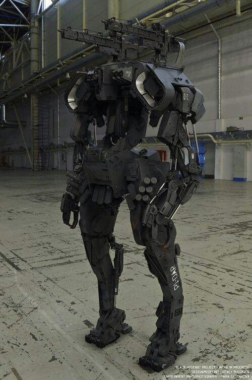 The future in military technology is among us.