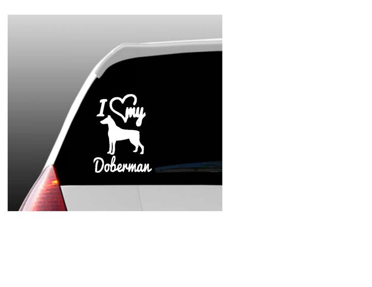 Best Dream Car Images On Pinterest Dream Cars Future Car And - Family decal stickers for carshot sale doberman stick family decal sticker run stick