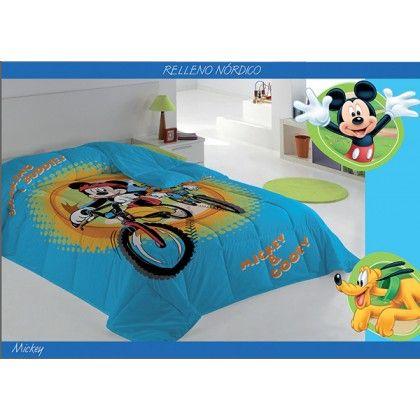 Edredon Disney Mickey