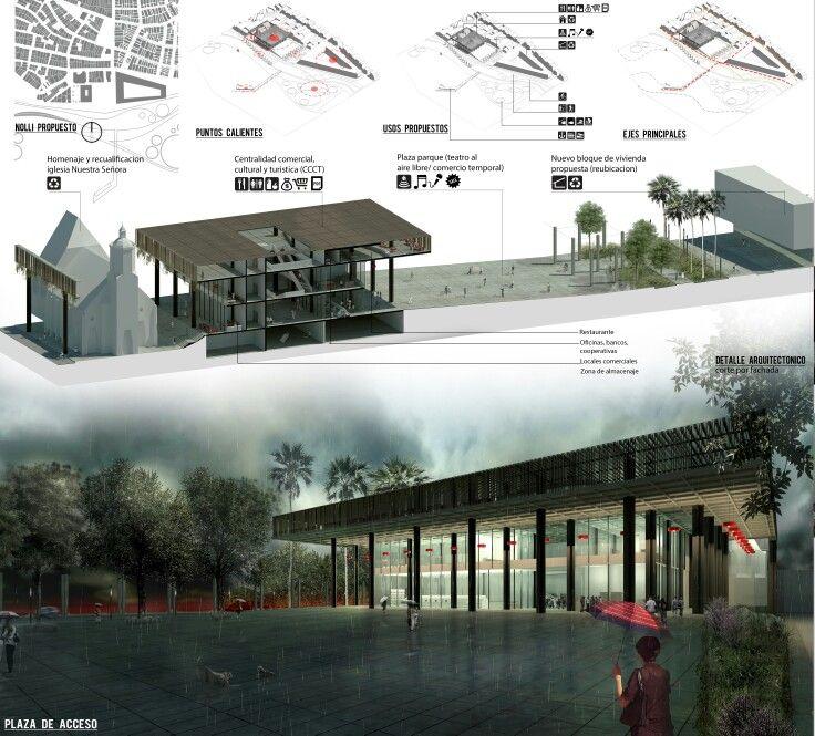 Competition laminas de arquitectura pinterest for Laminas arquitectura