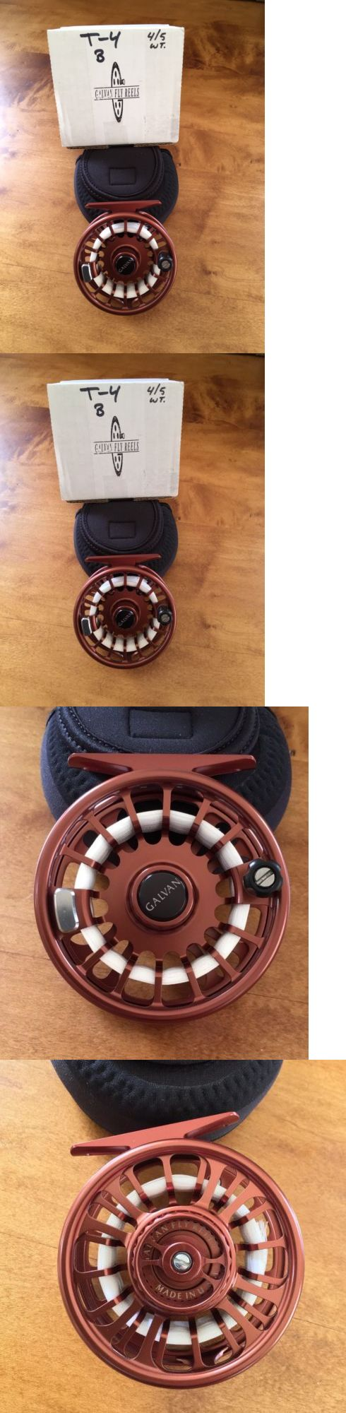 Fly Fishing Reels 23818: Galvan T-4 Torque 4 Fly Reel In Rare Bronze Color ~ Made In The Usa (New) -> BUY IT NOW ONLY: $324 on eBay!