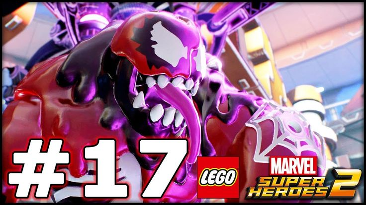 LEGO Marvel Superheroes 2 - Half 17 - Carnom! (HD Gameplay Walkthrough)