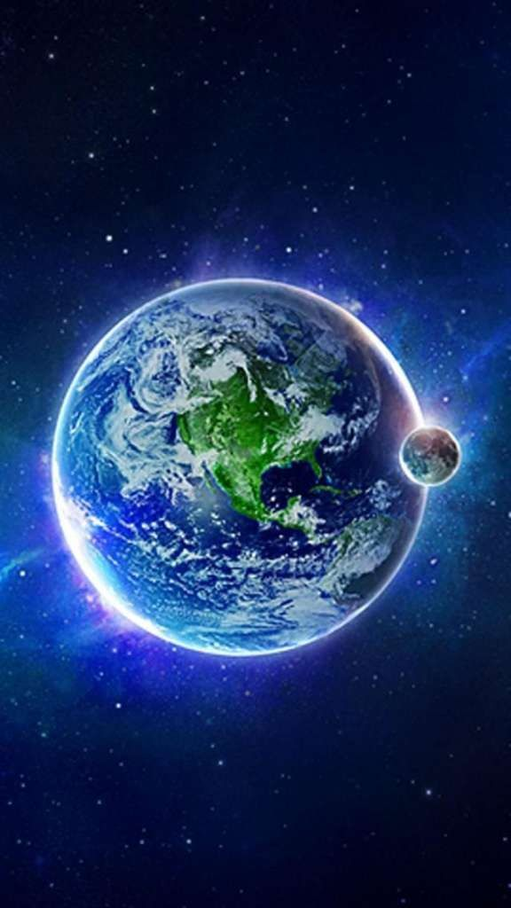 Earth Live Wallpaper Iphone Space Wallpapers Android