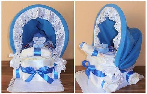 Praktické dárky pro miminka i novomanžele romanticky zabalené