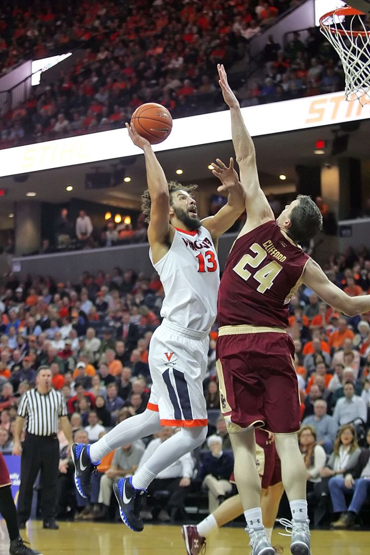 Virginia Thumps Boston College (With images) Virginia