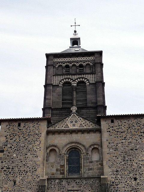 Basilique Notre-Dame du Port de Clermont-Ferrand