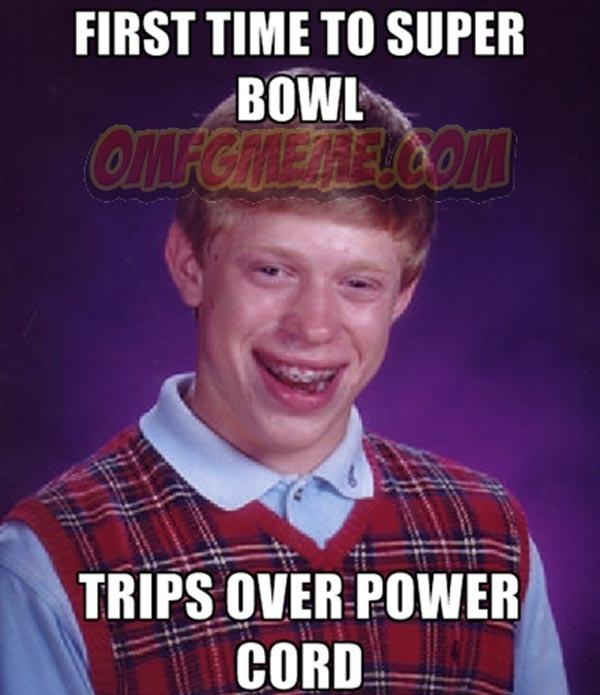 Bad Luck Brian Strikes Again