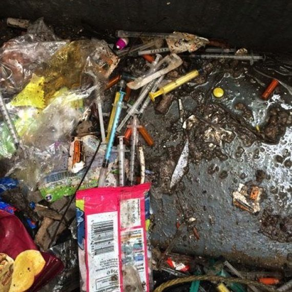 Sharps clearances and needle sweeps. Sharp Cleanup services in Perth and regional WA