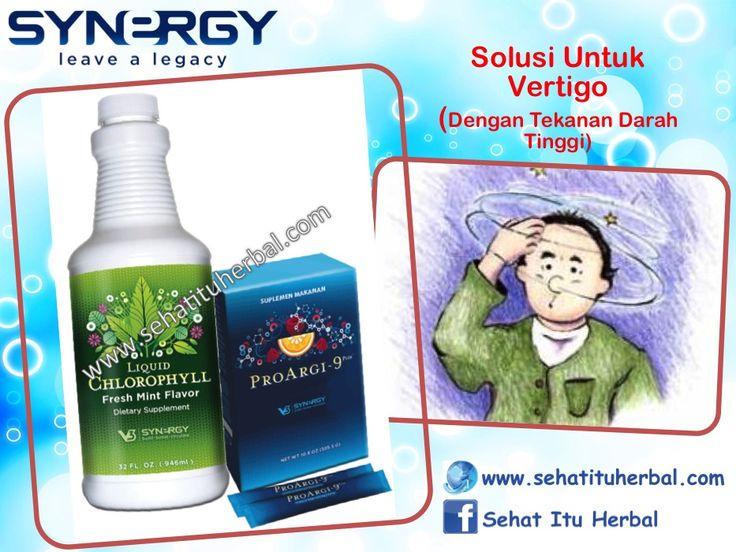 Solusi Untuk Vertigo Dengan Hipertensi - Sehat Itu Herbal