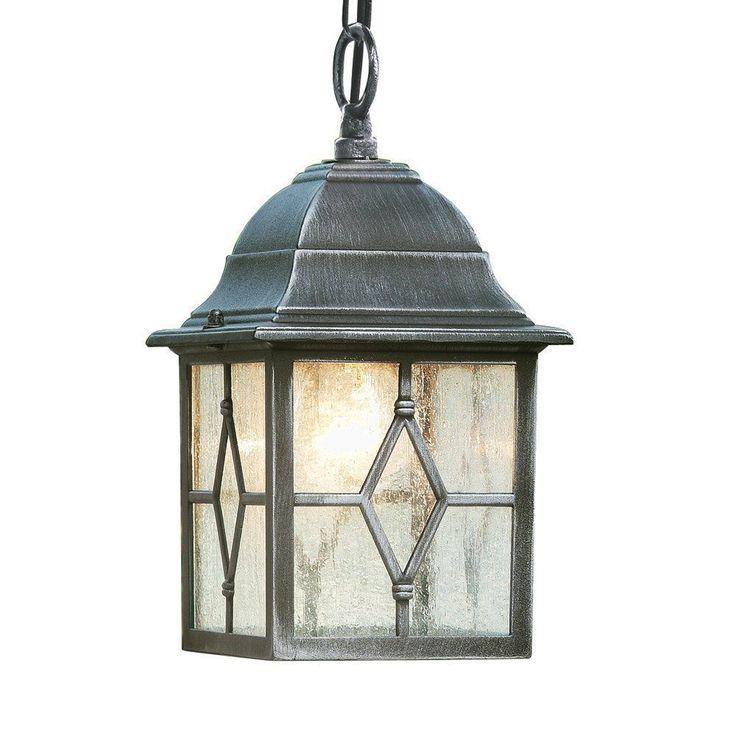 Searchlight 1641 Genoa Florence Lantern Outdoor Pendant Light IP44 Quality Lighting By DUSHKA LTD