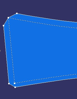 Knowledge:Define Special Seam Corners For Upper Collar In Optitex. A way to prepare collar pattern to remove bulk.