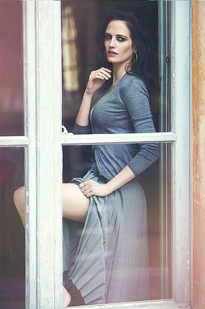 Eva Green for The Edit   ..rh