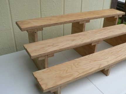 Wood Craft Fair Soap Display Easy To Assemble and Transport   Visit  Like our Facebook page! https://www.facebook.com/pages/Rustic-Farmhouse-Decor/636679889706127