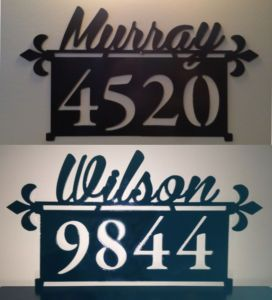 CNC plasma cutting - custom parts, metal signs and artwork