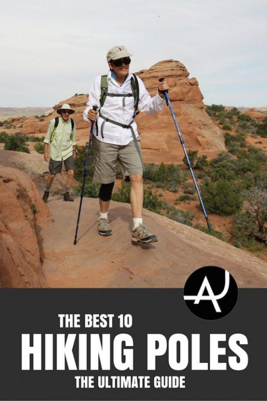 Top 10 Best Hiking Poles of 2017 - The Adventure Junkies