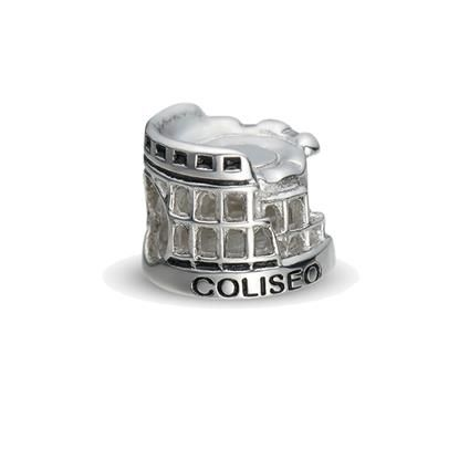Pingente Prata Coliseu - Vivara Life