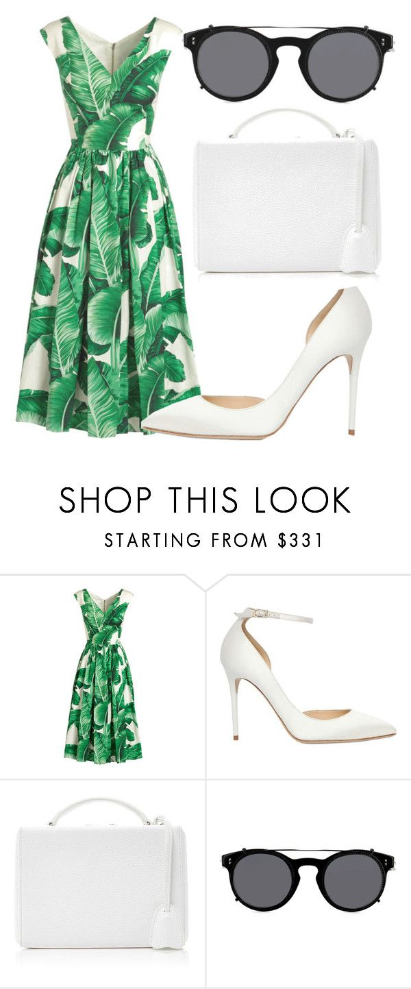 """""""Outfit #1790"""" by lauraandrade98 on Polyvore featuring moda, Dolce&Gabbana, Jimmy Choo, Mark Cross y Valentino"""