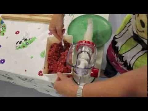 como hacer chorizo y salchichon - YouTube https://es.pinterest.com/marisolbad/como-hacer/