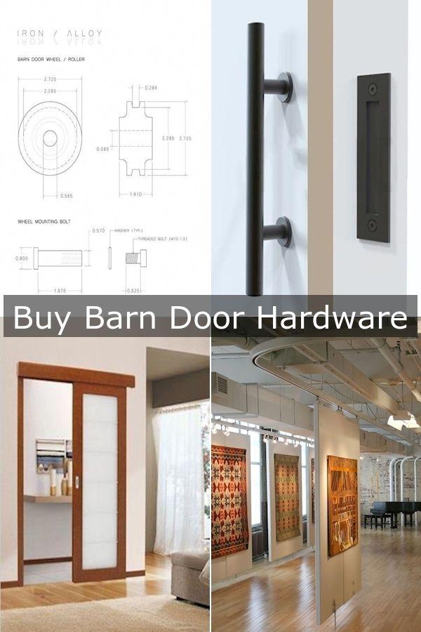 Sliding Barn Door Hinges Barn Door Hardware Kit Cheap Decorative Sliding Barn Door Hardware In 2020 Barn Door Hardware Diy Barn Door Hardware Barn Door