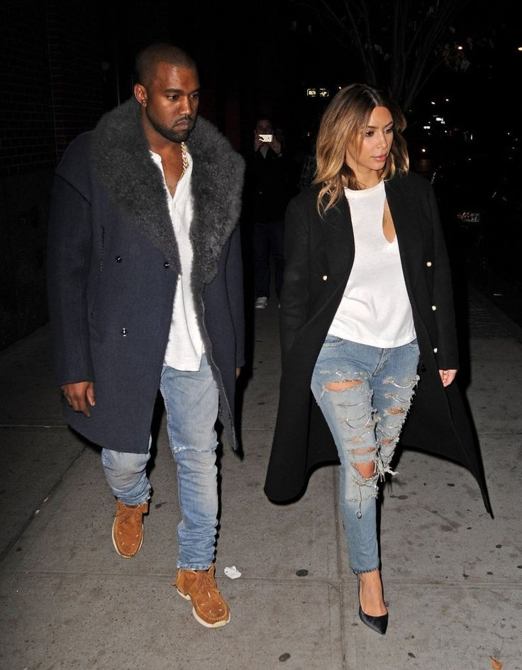 His and Her KIMYE