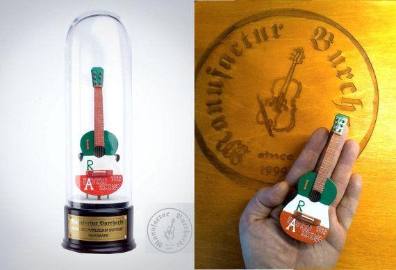 Handmade miniature instrument  Irish by ManufacturBurchardt