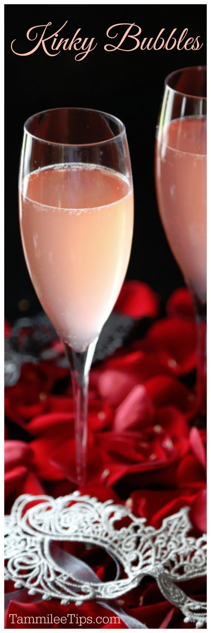Kinky Bubbles Cocktail