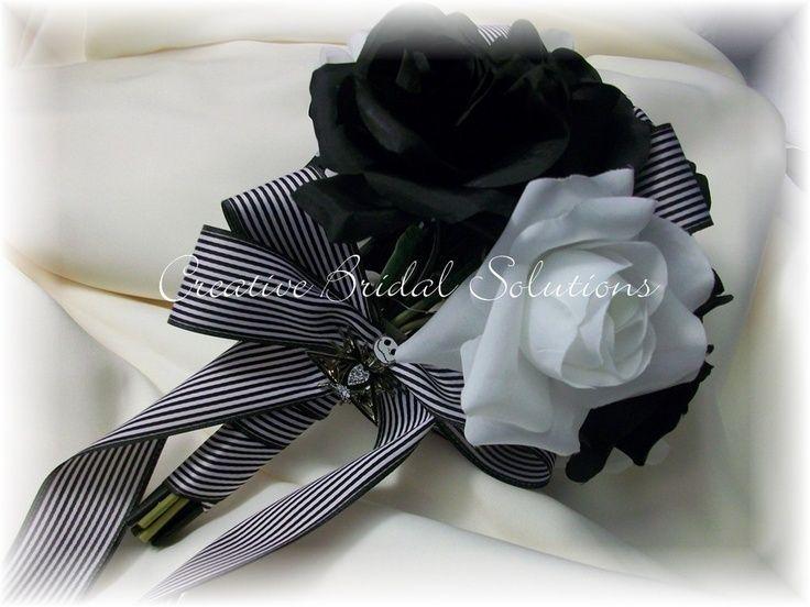 nightmare before christmas wedding theme | Jack Skellington The Nightmare Before Christmas Wedding Flower Toss ...