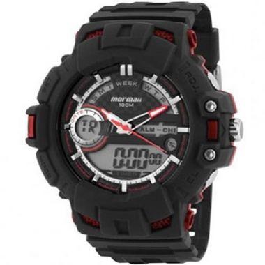 Relógio Mormaii Masculino Acqua Pro MO1091A/8R