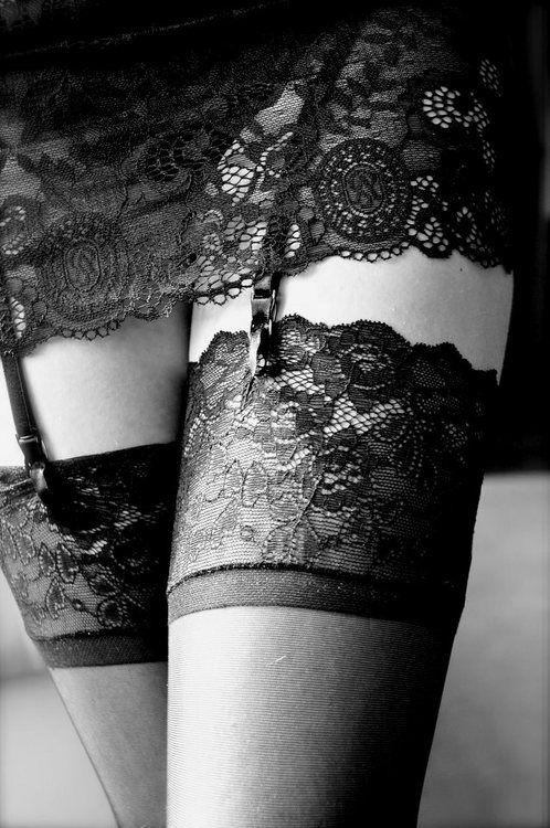 Lingerie and style ( @Iris Loos White Hamilton ) -