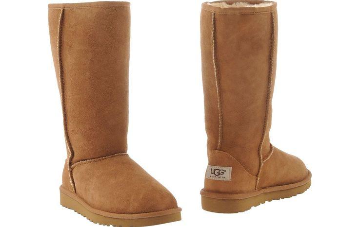 UGG AUSTRALIA ΠΑΠΟΥΤΣΙΑ Μπότες μόνο 156.00€ #moda #style #fashion
