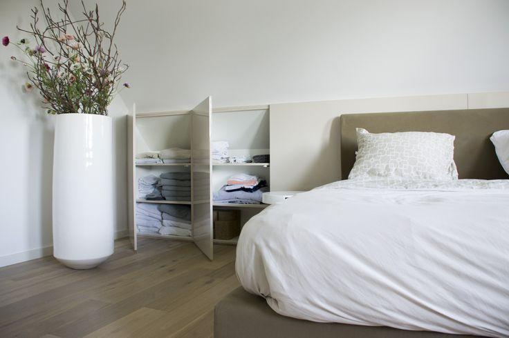 Slaapkamerkast bij particuliere klant in Wouw.
