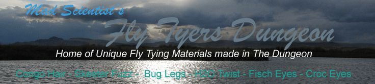 Fly Tying Materials | Fly Tying Recipes | Fly Tying Supplies | Fly Tyers Dungeon | Fly Tying Supplies