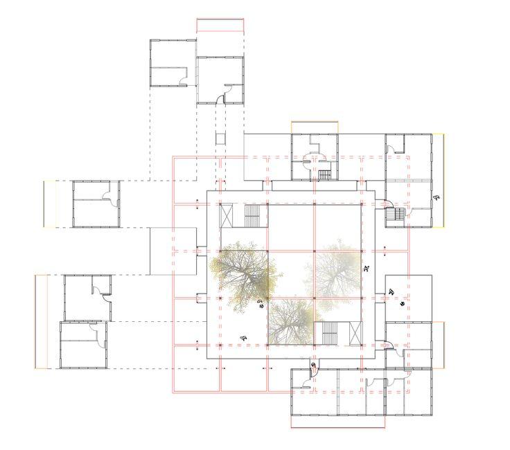 Rising House, SECS-A (Seccions d'Arquitectura)