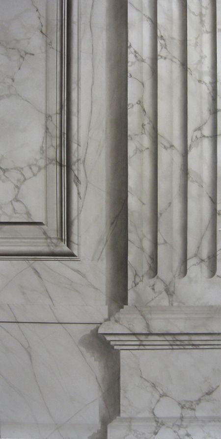 faux marbre - Sébastien Le Roch