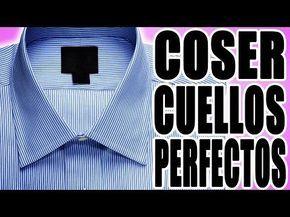 Vicent Fossas, maestro camisero, nos muestra cómo se confecciona una camisa artesanalmente - YouTube