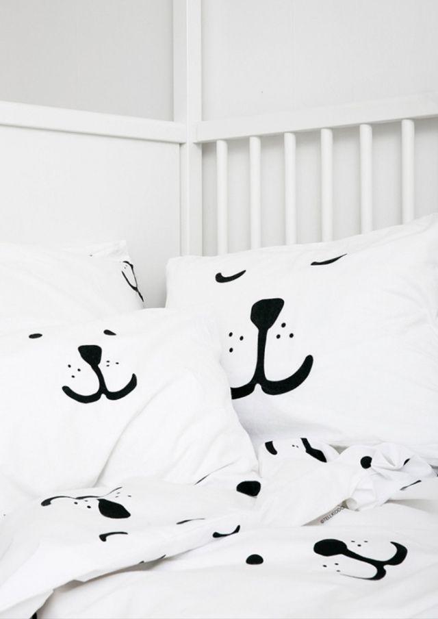 Babykamer zwart wit - Inspiratie voor zwart wit kinderkamers