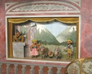 MacNider Art Museum houses the original Sound of Music Puppets & marionettes. | Mason City, Ia