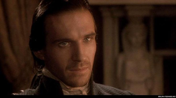 Ralph Fiennes in 'Wuthering Heights' (don't care for Katherine she toils with Heathcliff emotions)