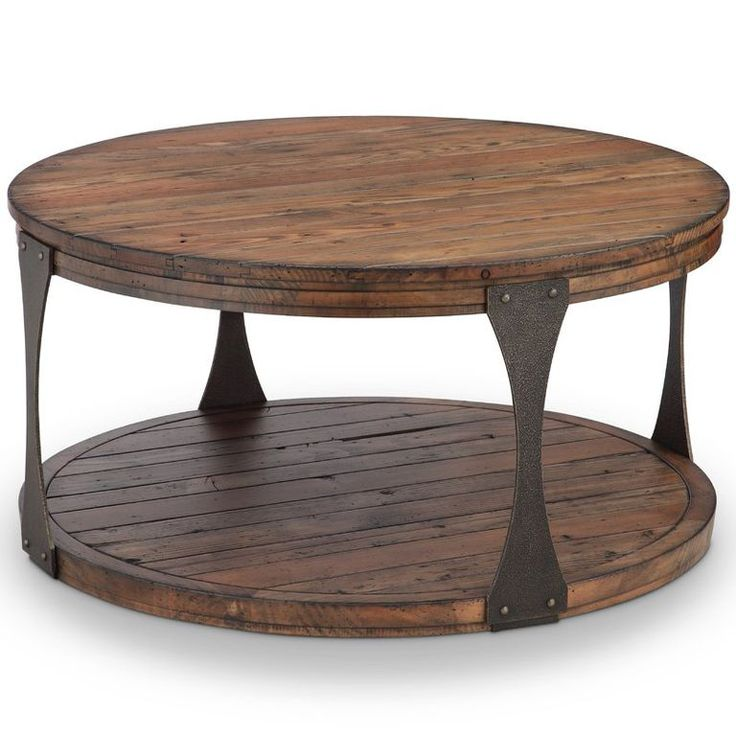 small round coffee tables for small spaces