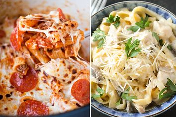 12 Insanely Delicious One-Pot Pastas That Are Perfect For Fall