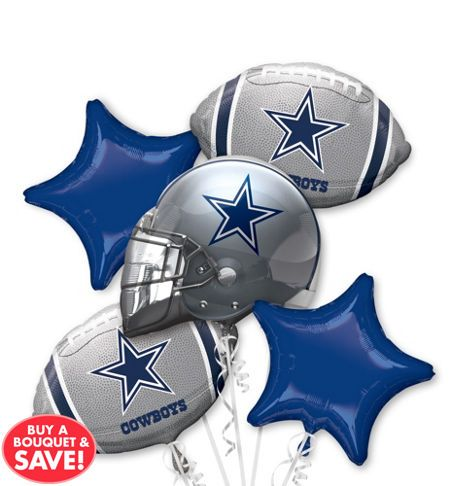 NFL Dallas Cowboys Party Supplies, Decorations & Party Favors - Party City
