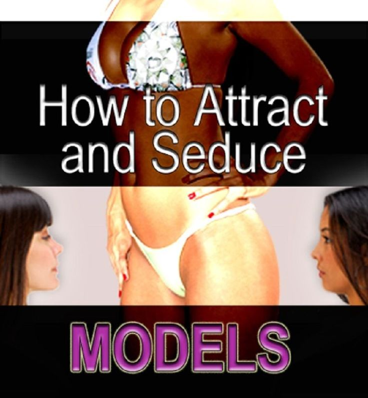 'How to Attract, Date and Seduce Top Models' book---CD