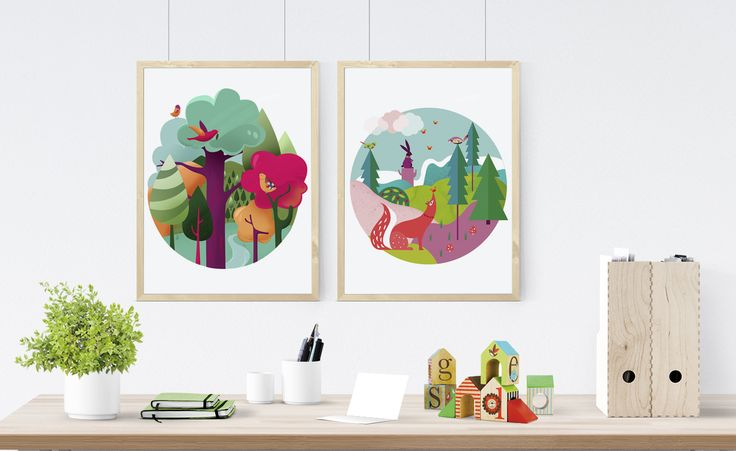 kids room https://www.facebook.com/printlovee/?pnref=lhc