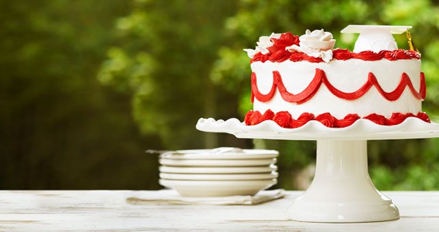Publix Bakery decorated cake