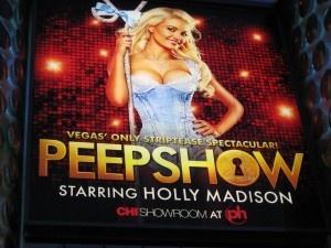 Vegas Peep Show