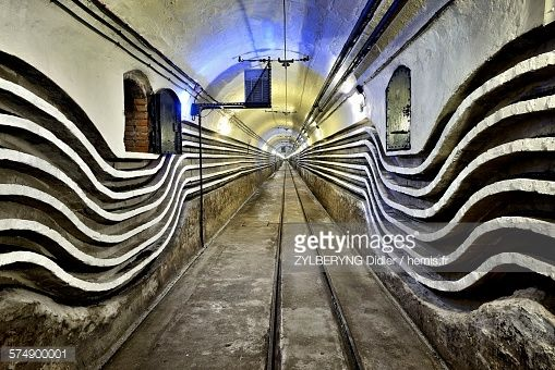 France Bas Rhin Hunspach Maginot Line Schoenenbourg Large Work ...