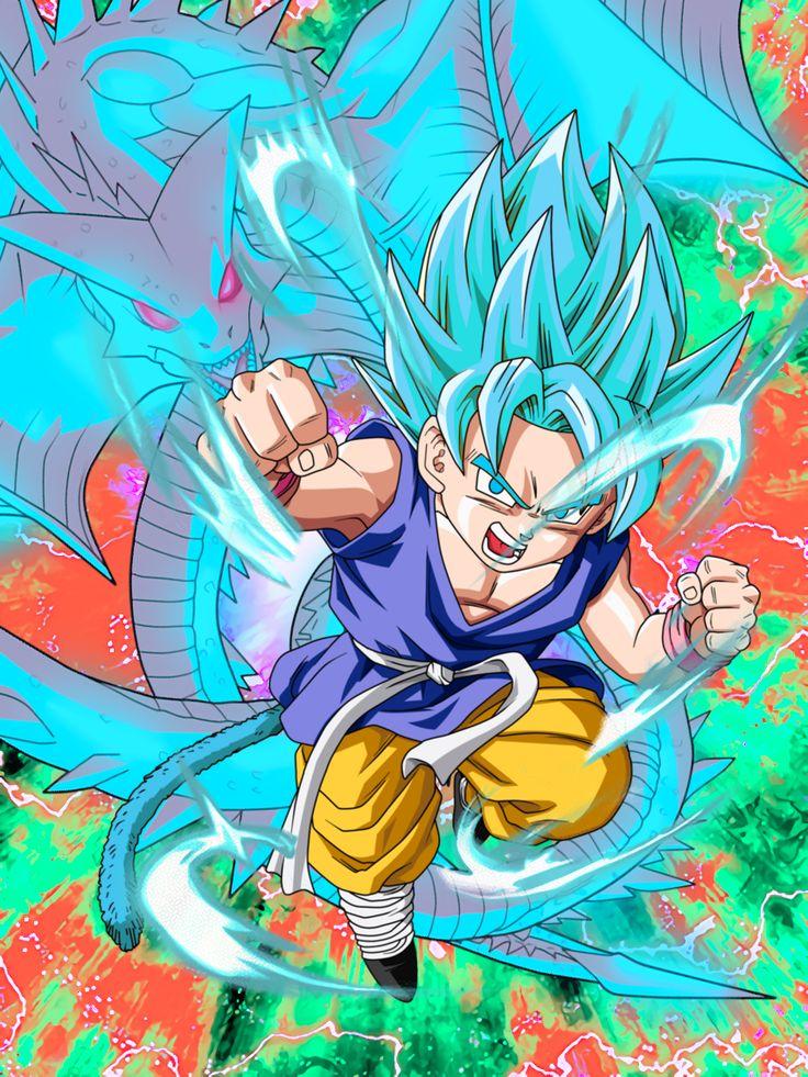 641 best SSJ5 images on Pinterest | Dragon ball z, Goku ...