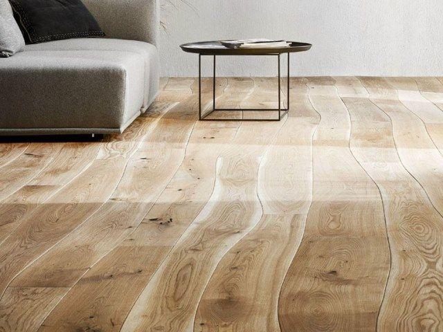 Trois créateurs contemporains du parquet en bois du futur